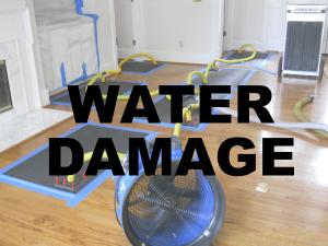 water damage repair columbia sc
